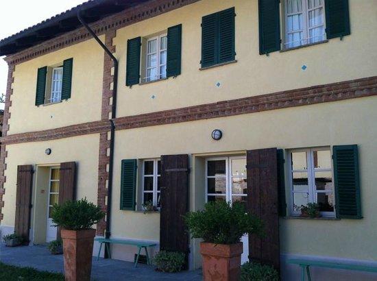 Tenuta Montanello : On of the villa buildings