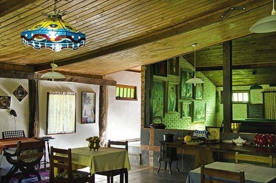 Meson Hotel : Area cafe da manhã