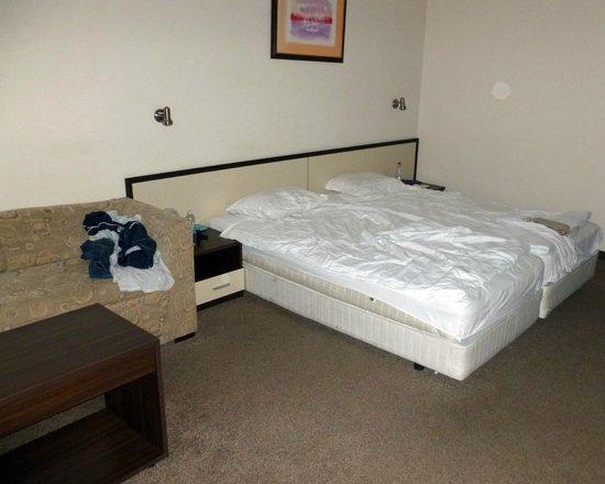 Hotel Marvel: comfy beds