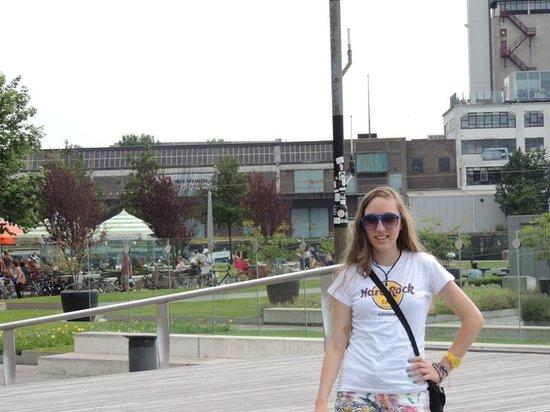 Kop van Zuid: Rotterdam 02/08/2013