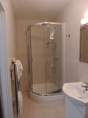 Runnymede Court Hotel : Salle de bain