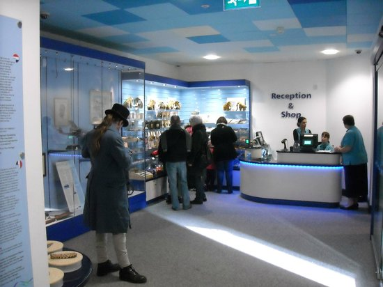 Guildhall Museum: Introductory Gallery Reception and Shop