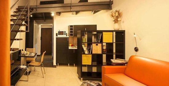 Residenza Pizzofalcone: suite levante/ponente