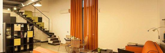 Residenza Pizzofalcone: suite tramontana