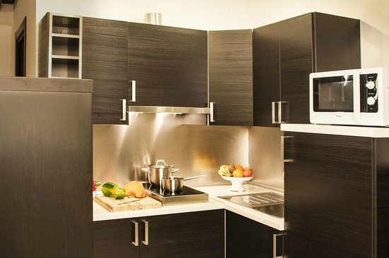 Residenza Pizzofalcone: kitchenette