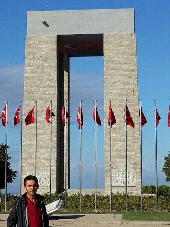 çanakkale Sehitlik Anıtı