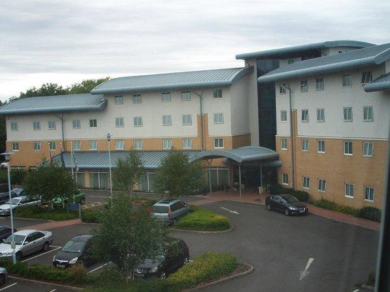Holiday Inn Express Southampton M27 Jct 7: Hotel entrance