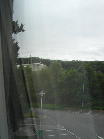 Holiday Inn Express Southampton M27 Jct 7: View of Ageas Bowl cricket ground