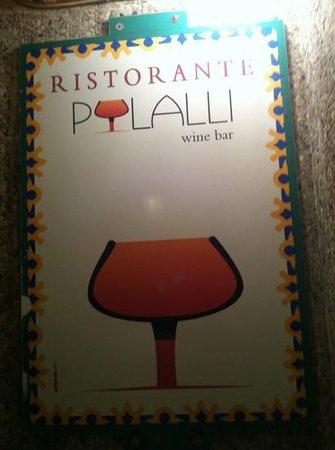 Pulalli Wine Bar: Pulalli