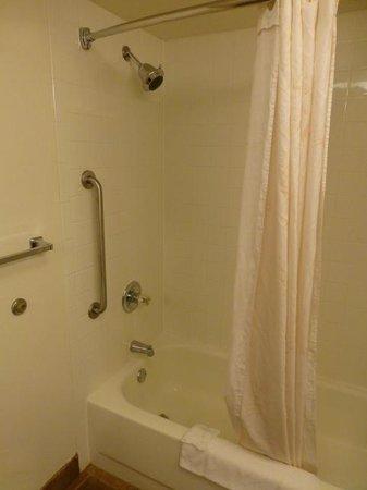 Comfort Inn - Pensacola / N Davis Hwy: Shower