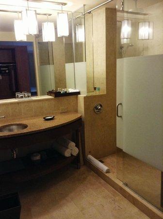 Bathroom Picture Of Hyatt Regency Trinidad Port Of Spain Tripadvisor