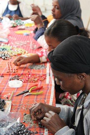 Kazuri Beads Factory: Kazuri Beads