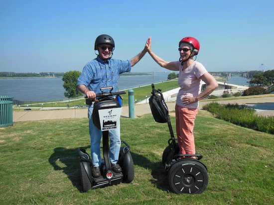 Segway of Memphis Tours: Segway of Memphis is the BEST!