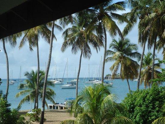Calabash Luxury Boutique Hotel: All suites have beach & garden view