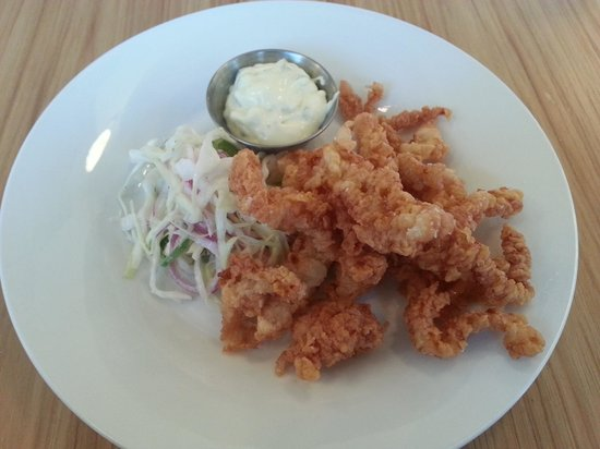 Pasture: Fried Clams