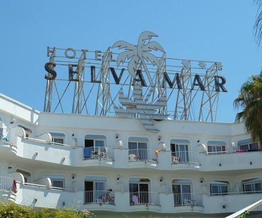 Hotel Marina Sand: Rotulo del Hotel