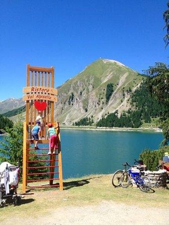 Ristoro Val Alpisella: che giornata spettacolare!!