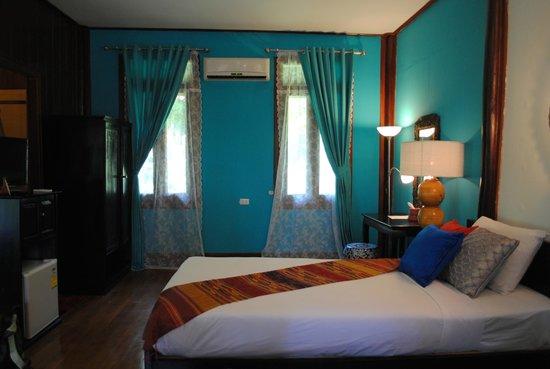 Chanthavinh Resort and Spa: Notre deuxième chambre