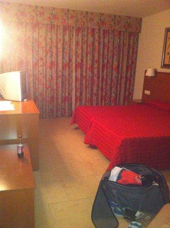 Hotel Las Palmeras: My room