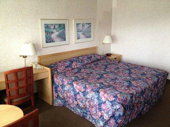 Biltmore Hotel & Suites: Bed