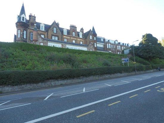 Best Western Edinburgh South Braid Hills Hotel: wonderfull hotel
