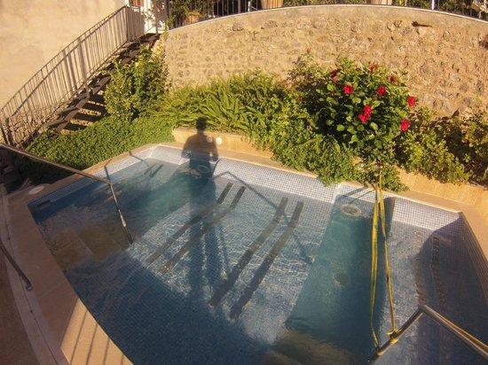 Maristel Hotel: bains moussants