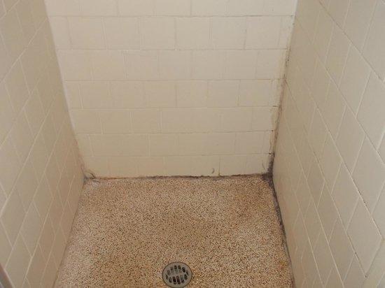 Knights Inn Big Bear Lake : shower