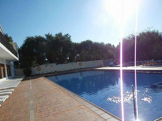 Camping Caballo de Mar: piscine
