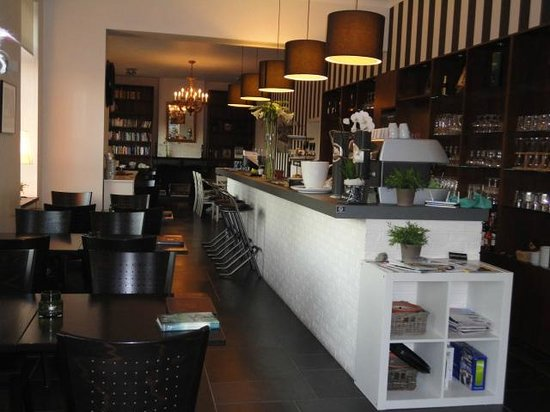 Brazza Cafe: snelle lunch