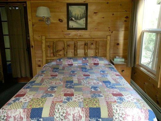 "Pemi Cabins : Cabin #6 ""Beaver Pond"""