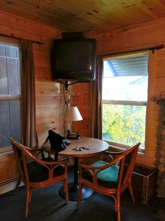 "Pemi Cabins: Cabin #6 ""Beaver Pond"""