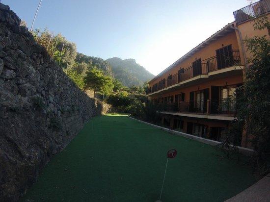 Maristel Hotel: Golf