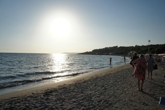 Club Marmara Cala Regina : plage