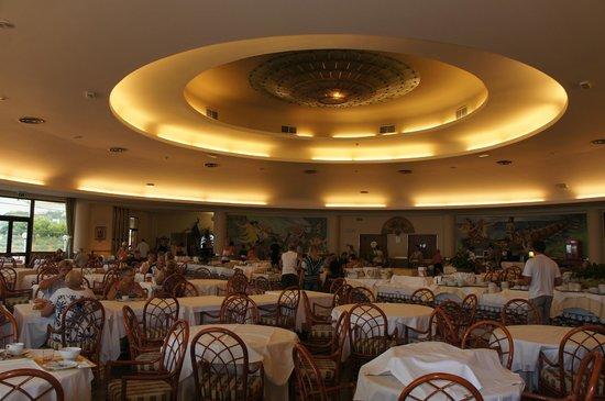 Club Marmara Cala Regina : le restaurant