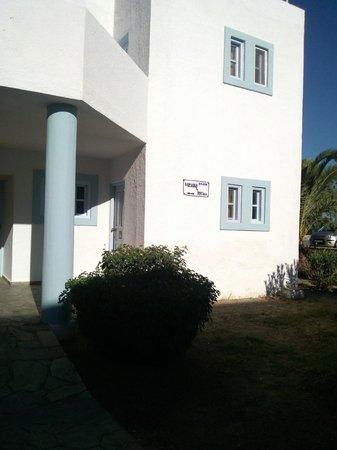 Kalimera Mare Hotel: giardino