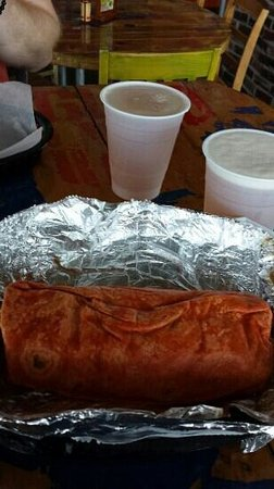 Freebirds World Burrito