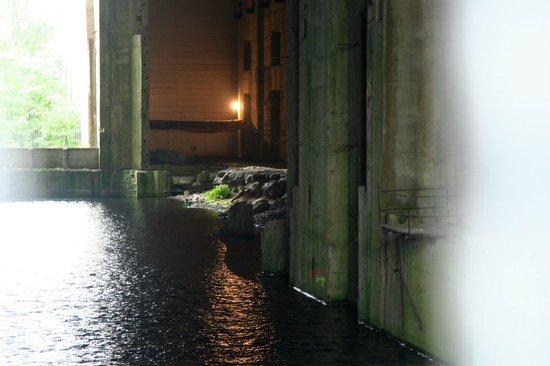 U-Boot Bunker Valentin: Tauchbecken