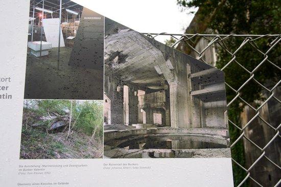 U-Boot Bunker Valentin: Ausstellung