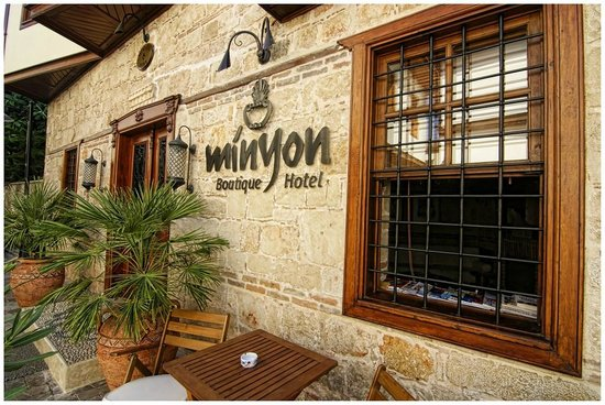 Minyon Boutique Hotel