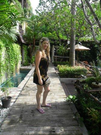 Burasari Resort: Jardins