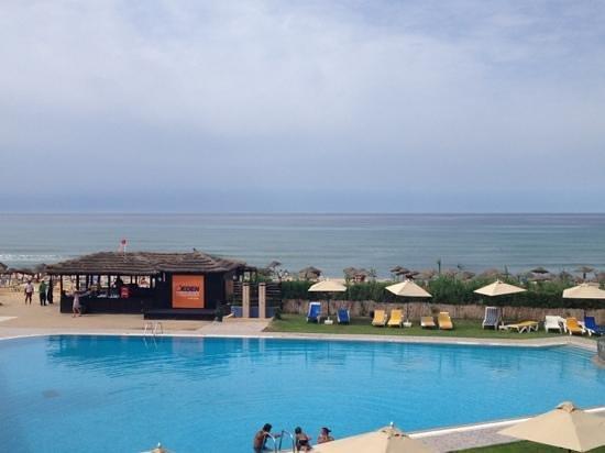 Mehari Tabarka : la piscina