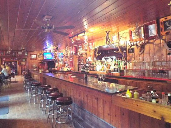Hereford: The bar is so cozy