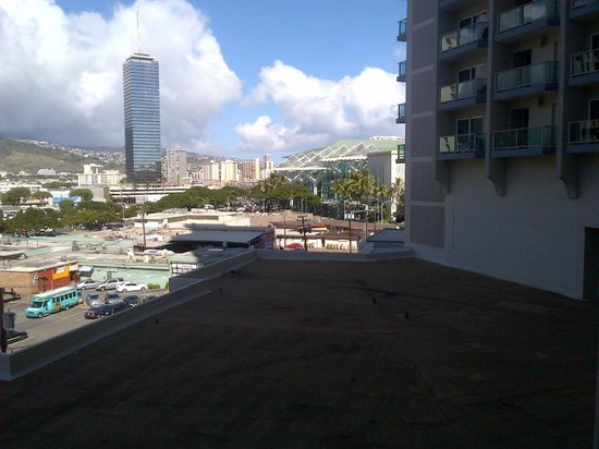 Ala Moana Hotel by Mantra : second view from my window