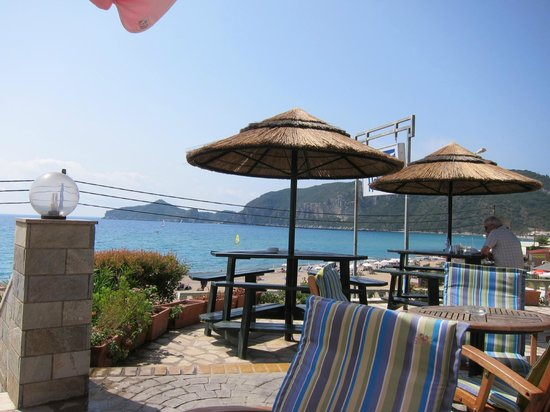 Belle Helene Hotel: View from the hotel
