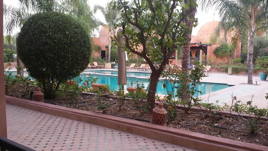 Palais Aziza & Spa : Pool