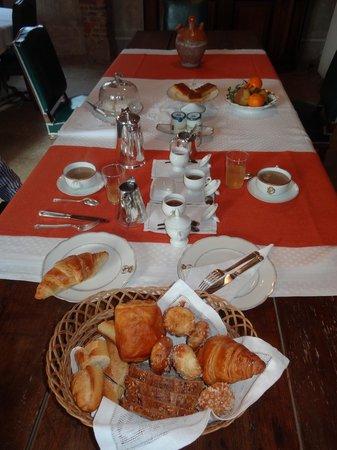 Château de Bonnemare : Noble Breakfast