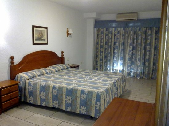 Dragos Del Sur: dormitorio