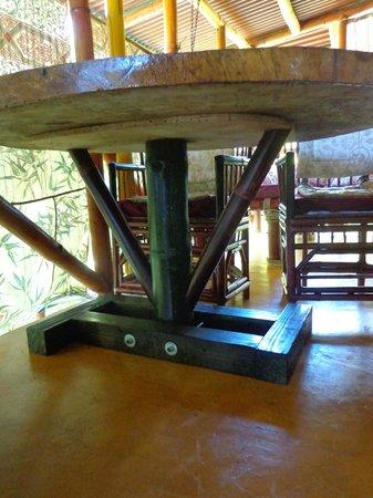 Manuel Antonio Estates : Table Design