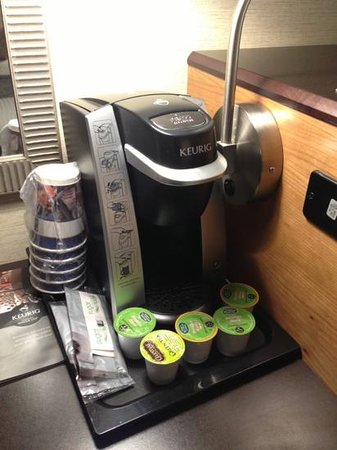 Best Western Queens Gold Coast : free coffee