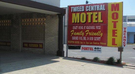 Tweed central motel tweed heads australie voir les for Motel bas prix